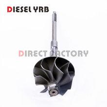 GT1649V turbocharger 757886-3 28231-27400 2823127400 eixo da roda 757886 chra turbo para KIA Sportage 2.0 CRDi II motor: D4EA