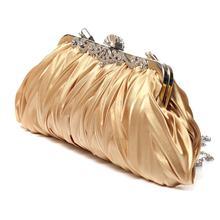 Fashion Lady Party Wedding Handbag Purse Girl Soft Evening Bag