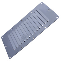High Quality Stainless Steel Air Vent Grille Covers Ventilation Grill Cover 127X228 Mm