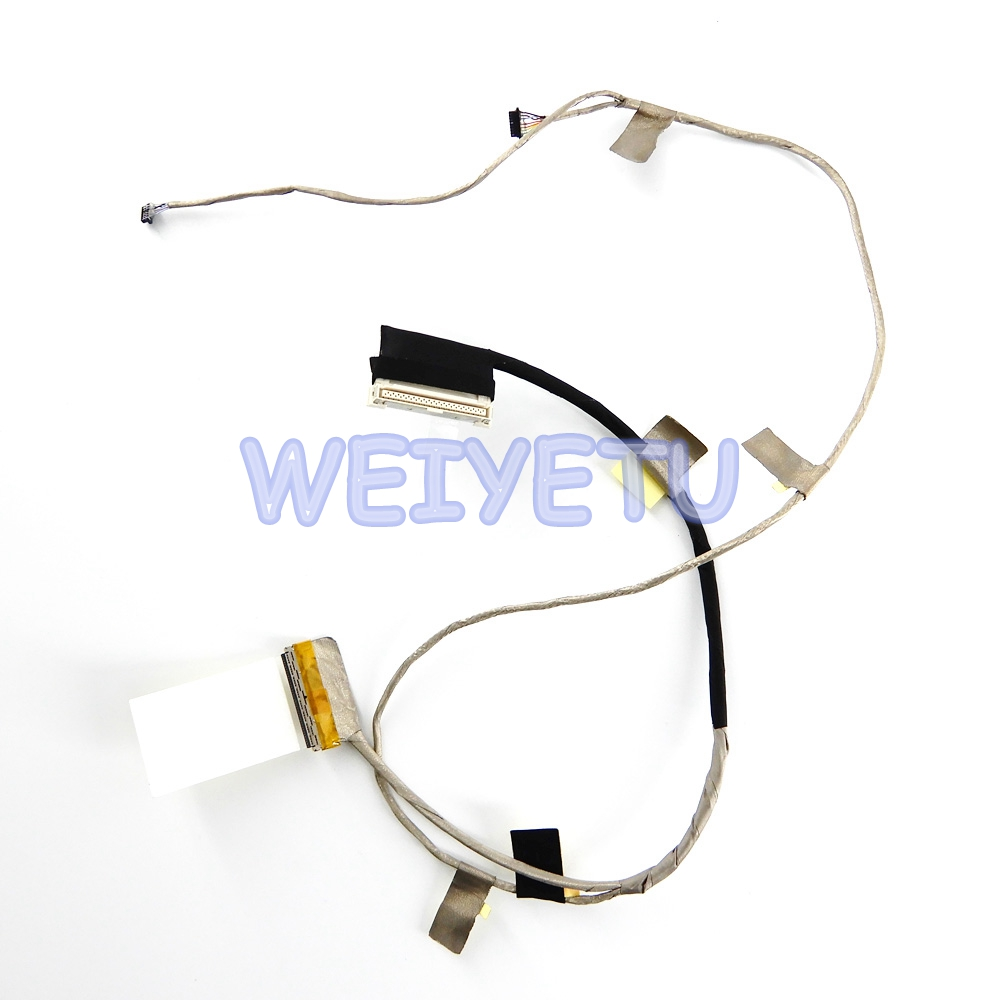 N551VW EDP CABLE For <font><b>ASUS</b></font> <font><b>N551V</b></font> N551VW N551 DC02C00CF0S EDP CABLE LCD Video Flex Cable laptop screen line cable image