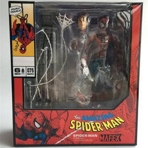 Image 2 - لعبة الرجل العنكبوتي المدهش MAFEX MAF بطل دوري العدالة DC 075