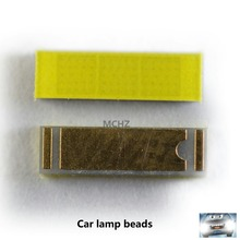 200PCS Warm white 5500K white 6000K LED SMD 1860 Chip 9V 6V 1500MA 1500LM FOR Car Headlights H7 LED H4 H1 H3 H11 9005 HB4/9006