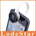 5 unids/lote Lente 180 Lente Ojo de Pez Clip Universal Del Teléfono Móvil Para el iphone 5S 5 6 6 s i9300 blackberry htc samsung galaxy s3 note2