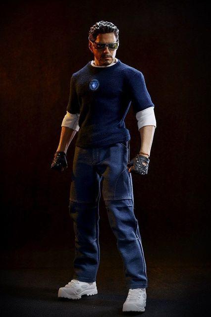 "Male Clothing 1/6 Scale Man Coat & Jeans Pants &Short Sleeve/Tee&Shoes Suit Set Simplz Model Toys F 12"" Male Action Figure Body"