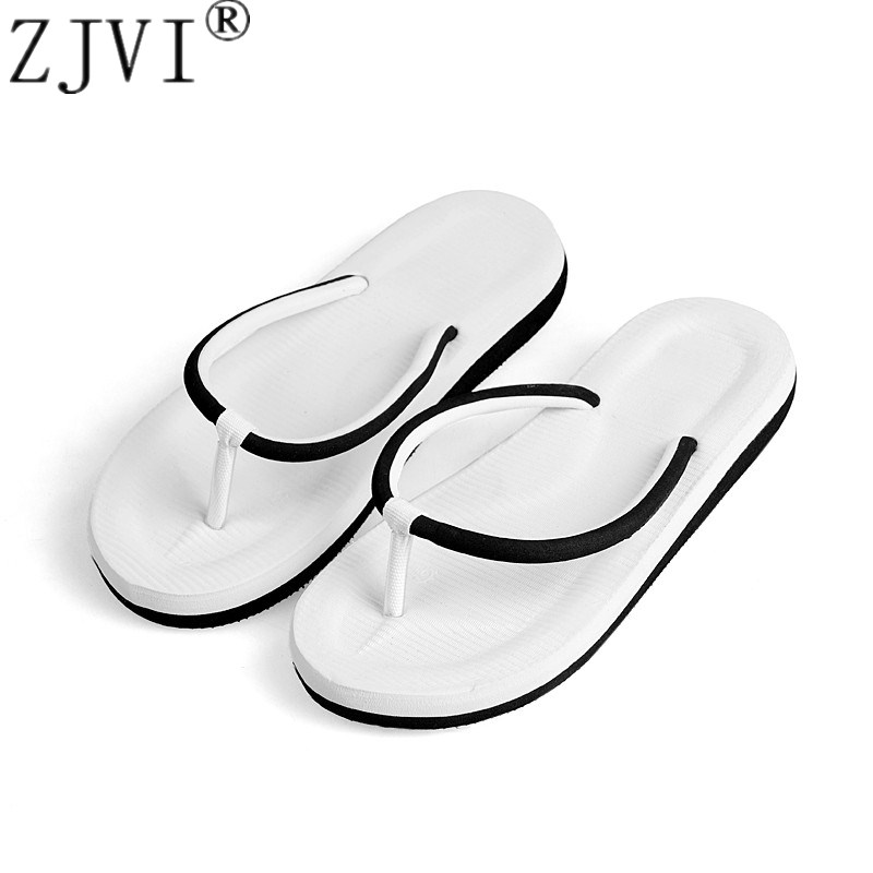 ZJVI Women Slippers Summer Sandals female fashion slides Sexy Woman Flat Sandal Elegant ladies Black blue pink flip flops Shoes women sandals 2017 summer shoes woman flips flops wedges fashion gladiator fringe platform female slides ladies casual shoes