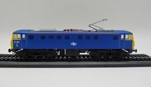 Image 2 - אטלס רכבת Class 81 003 (1960) 1/87 Diecast דגם