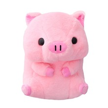 40/50 Cm Soft Pink Pig Plush Toy Stuffed Cute Animal Lovely Dolls For Kids Appease Babys Room Decoration