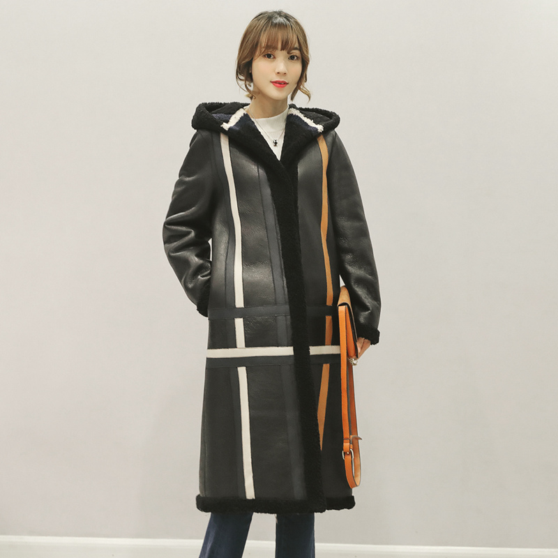 Popular Sheepskin Coat Long-Buy Cheap Sheepskin Coat Long lots