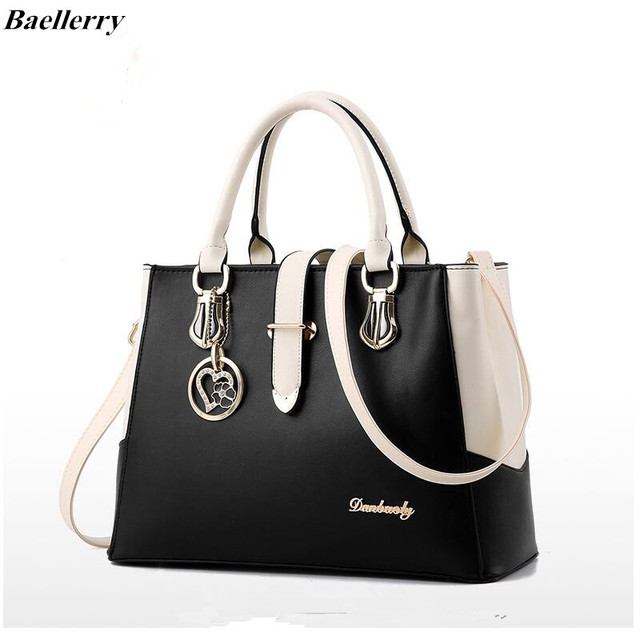Baellerry 2018 Famous Brand Women Bag Fashion Luxury Designer S Handbags High Quality Pu Leather Lady