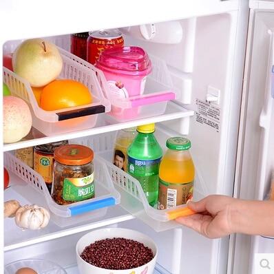 Noua coș de depozitare a frigiderelor Cutie de depozitare a - Organizarea și depozitarea în casă