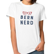 New Be Rational Get Real T Shirts Women BERN NERD Funny Tshirts T-shirts Top Tees