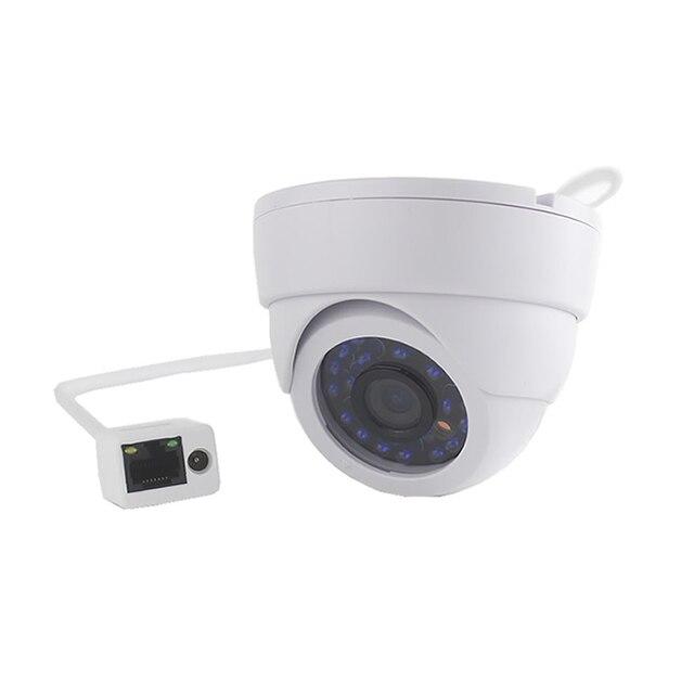 2016 РАСПРОДАЖА! H.264 1.0MP Onvif P2P Ip-камера 720 P ИК ночного видения motion detect Мини Крытый Купольная Камера IRcut фильтр ВИДЕОНАБЛЮДЕНИЯ камера