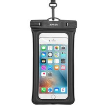 Anker Waterproof Case, IPX8-Rated Dry Bag for iPhone, Samsung Galaxy , Samsung Note Series and Other Smartphones up to 6 Inches