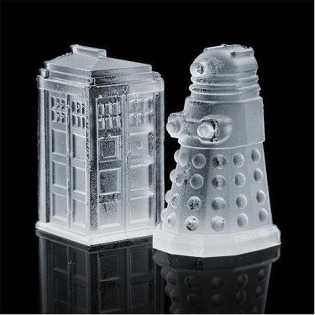 Форма для льда Тардис из сериала Доктор Кто  3