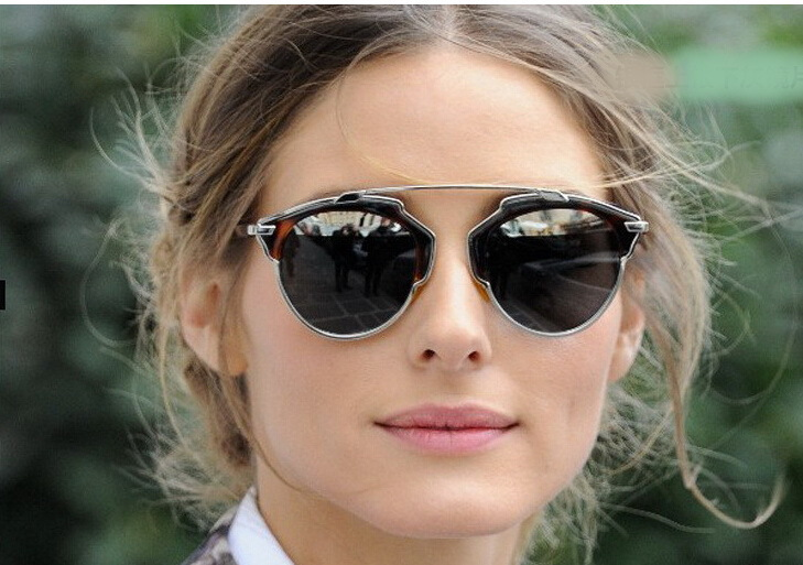 Glasses Frames With Clip On Sunglasses  aliexpress com famous brand sunglasses women cateye metal