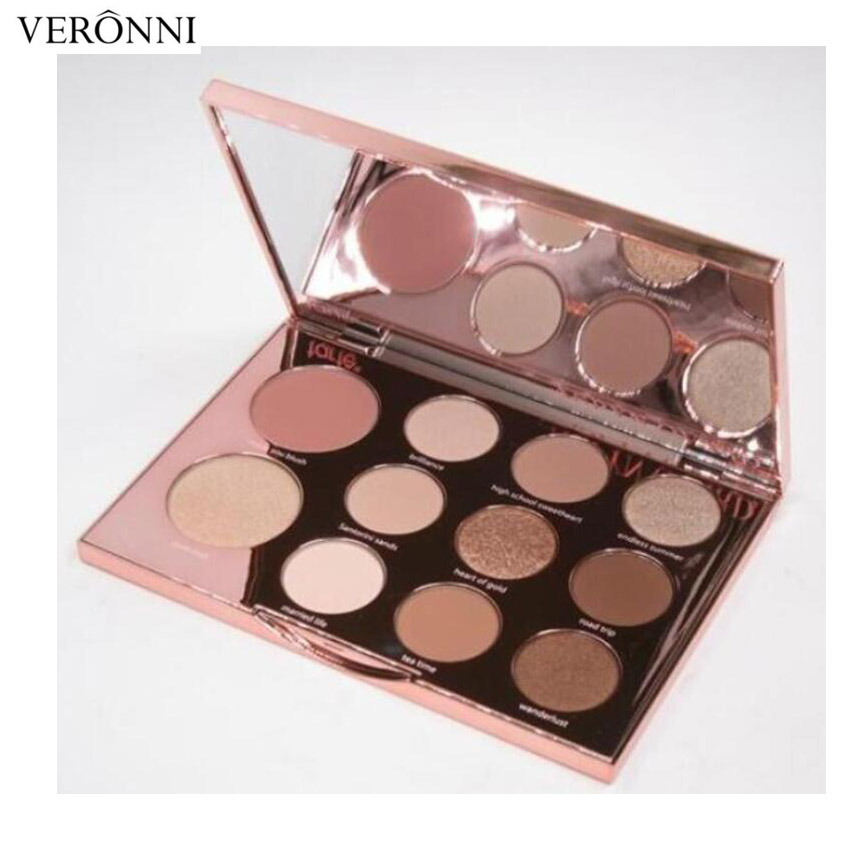 New Cosmetics Aspyn Ovard Eye Cheek Palette 11 Color Shades Eyeshadow Palette in Limited Edition
