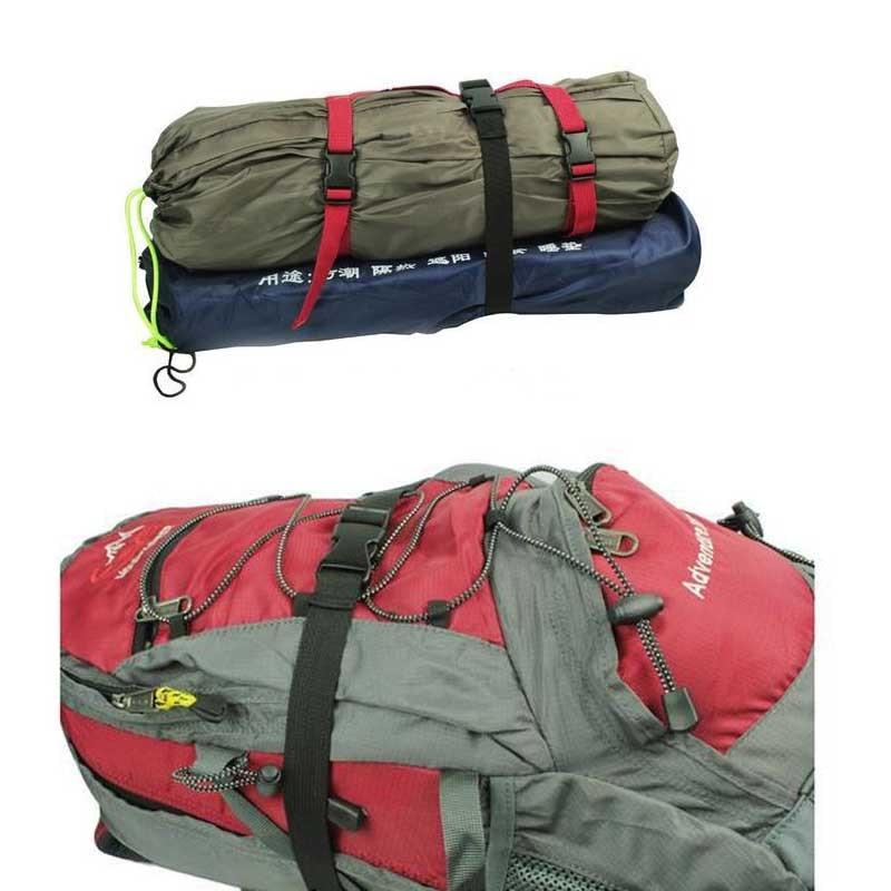 EDC सामरिक नायलॉन बेल्ट Molle क्लिप आउटडोर उपकरण पहनने बैग सवारी नायलॉन बैग उप सैन्य बेल्ट बन्धन उपकरण