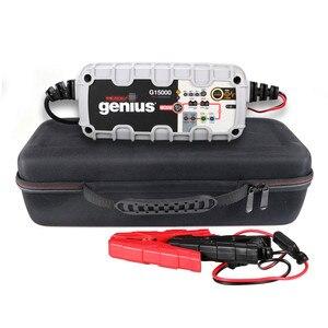 Image 5 - Novedad de 2019, carcasa dura EVA para NOCO Genius G15000, 12V/24V, 15a, serie Pro, cargador de batería inteligente UltraSafe, protección de viaje