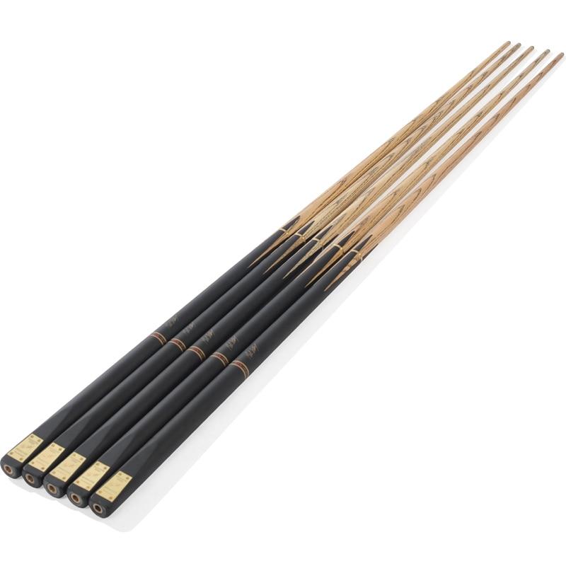 langlebig 9 mm Rehomy Billardqueues Carbon f/ür Snooker