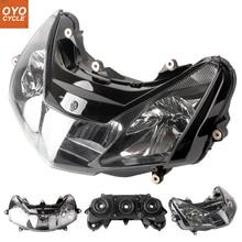 цена на For 02-03 Honda CBR900RR CBR954RR CBR 900RR 954RR Motorcycle Front Headlight Head Light Lamp Headlamp 2002 2003
