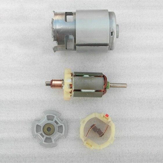 Image 4 - MABUCHI RS 775VC 775 8015 sierra eléctrica Motor de alta velocidad cc 12V 18V 18200RPM potencia nominal 208W-in Monitor DC from Mejoras para el hogar on AliExpress