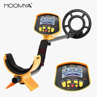 Underground Metal Detector Waterproof MD9020C Scanner Finder Gold Digger Treasure Hunter Detector Wiring Professional Portable