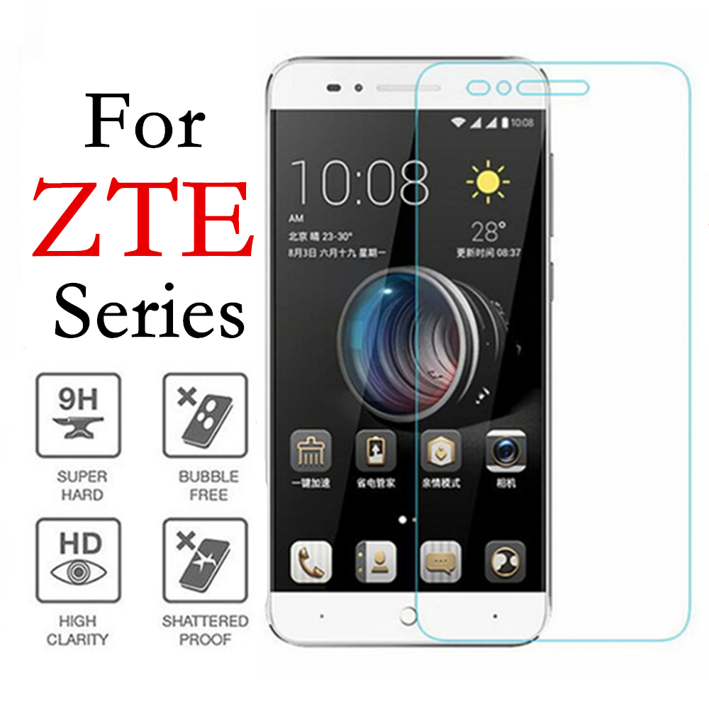 On The For Zte Blade A6 Protective Glass A610 Tempered Glas A510 Screen Protector Protection A601 Film A 6 601 610 510 6a Tremp