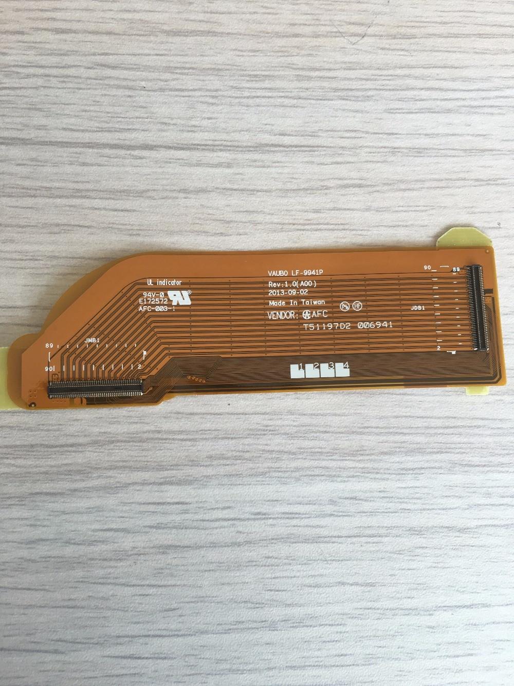 Naujas originalus nešiojamas kompiuteris IO plokštė FFC CABLE DELL M3800 XPS15 XPS 9530 LF-9941P K036W CN-0K036W K036W