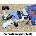 Para Volkswagen VW Jetta MK6 2011 ~ 2015/Lâmpada de Advertência Do Carro a laser Luzes de Nevoeiro/Anti-Colisão Traseira Lanterna Traseira Auto Acessórios/DIODO EMISSOR de luz