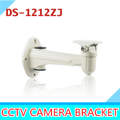 CCTV Bracket DS-1212ZJ Indoor Outdoor Wall Mount Bracket suit for Bullet Camera's Bracket IP Camera bracket бра 3306 1w lumion