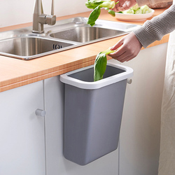 Wielofunkcyjny wiszący kosz na śmieci kosz na śmieci kosz na śmieci kosz na śmieci kosz na śmieci do wykorzystania w kuchni w domu