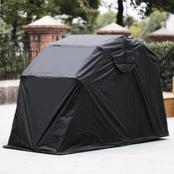 Навес для мотоцикла, крышка для хранения, гаражная палатка, большие мотоциклы, прочная металлическая рама, замок безопасности постоянно