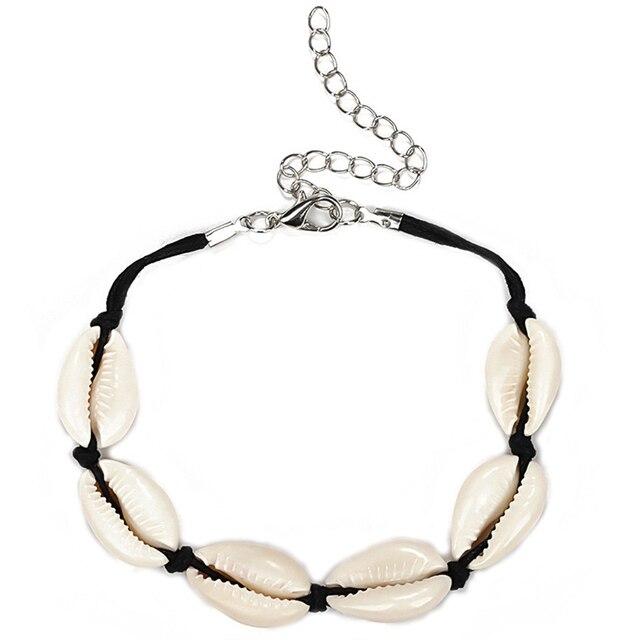 Women's Boho Style Cowrie Shell Bracelet 3