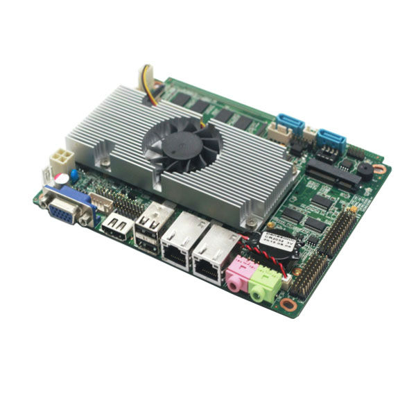 2015 mini industrial motherboard with fan 3.5 inch HTPC board with Intel Atom D2550+NM10 chipsets m945m2 945gm 479 motherboard 4com serial board cm1 2 g mini itx industrial motherboard 100