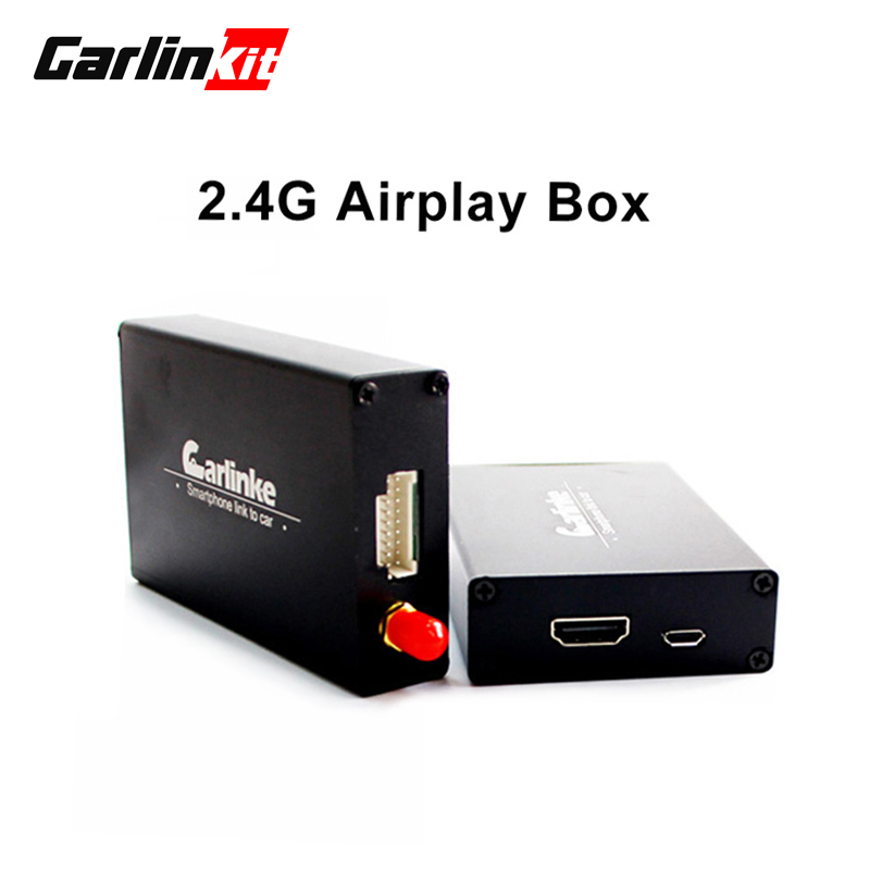 Carlinkit Car Airplay Mirror Link box for Universal with HDMI or AV port Car WiFi Display Dongle Receiver Airplay Miracast DLNA стоимость