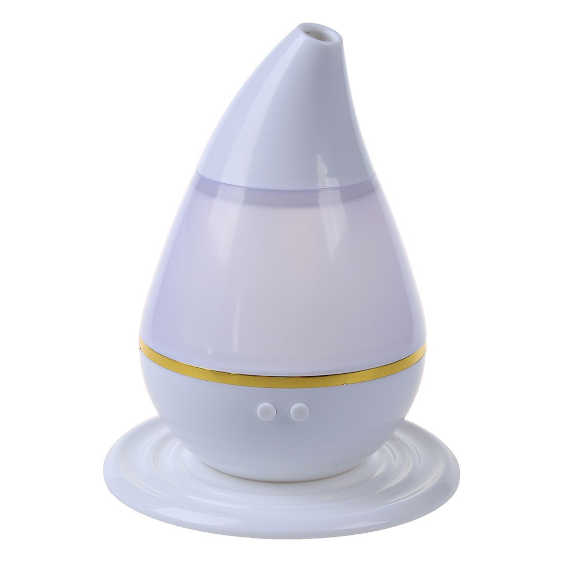 LED USB Ultrasonic Humidifier Diffuser Rainbow Of Flavours 250ML