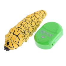 Infrared Creative Remote Control Simulation Caterpillar Animal Model Tricky Toy Kids Gift
