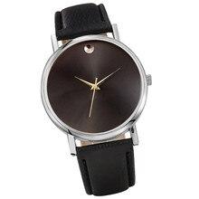 Scorching 2017 relogio feminino watch clock Style Womens Retro Design Leather-based Band Analog Alloy Quartz Wrist Watch Reward march27