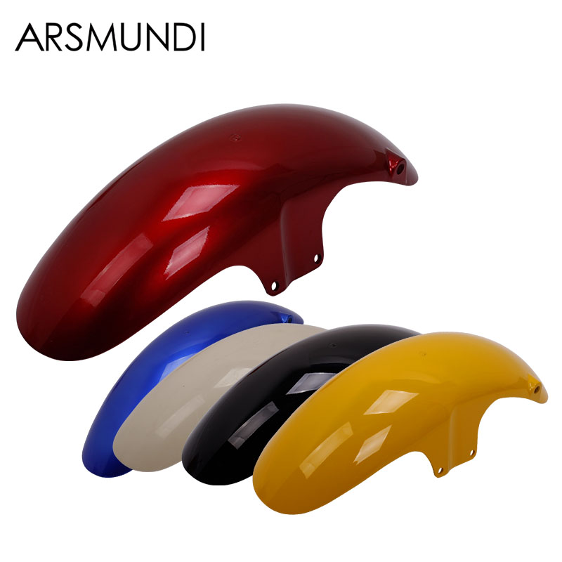 Front Fender Mud Splash Guard Mudguards For YAMAHA FZ400 XJR400 1992-2011 XJR FZ 400 Motorcycle Accessories запчасти для мотоциклов yamaha xjr400 xjr1300 fz400