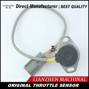 excavator PC200-5 throttle sensor stepping motor 7861-92-4130 throttle position sensor excavator spare parts 7861-92-4131