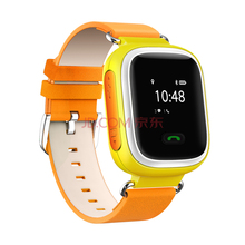 New gps watch kids gps tracker watch F16 Children Wristwatch GSM GPRS GPS smart watch Anti-Lost for iphone samsung mobile phone