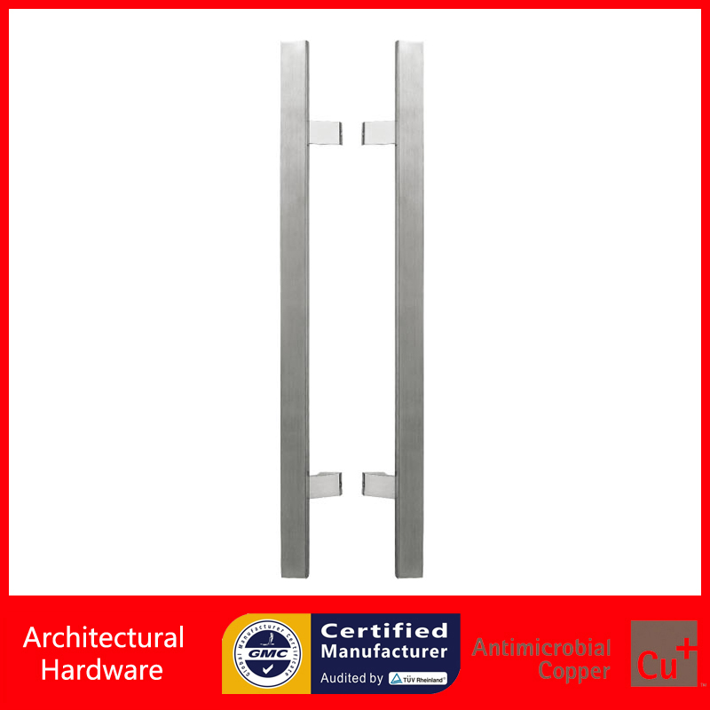 цены  Free Shipping Entrance Door Pull Handle Made Of Stainless Steel For Entry/Front Wooden/Metal/Glass Doors PA-123-30*15*600mm