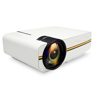 ThundeaL YG400 YG400A Mini Projector With 1800 Lumen and Built-in Speakers 1