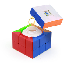 цена на Yuxin 3x3x3 Magic Cubes Treasure Box Speed Cube Neo Cubo Magico Puzzle Cube Professional Educational Gift Toys For Children