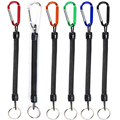 New 5pcs/lot Fishing Lanyards Boating Multicolor Ropes Kayak Camping Secure Pliers Lip Grips Tackle Fish Tools Fishing Accessory