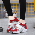 Cheap High Heels Shoes For Women Casual Tenis Feminino Platform Basket Femme 2016 Female Wedge Krasovki Gumshoe Shoe Gym YS x127