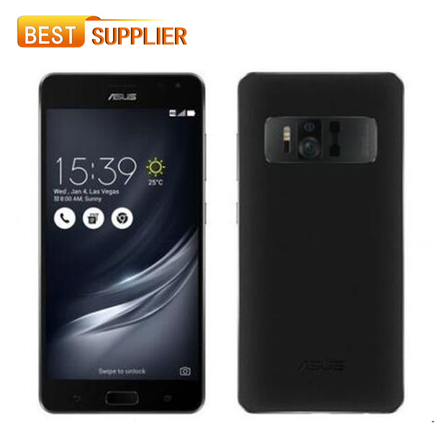 2017New Arrival Asus zenfone AR ZS571KL 4G LTE Smartphone 5.7 inch 2560*1440 Snapdragon 821 Android 7.0 23.0MP 8GB RAM 256GB ROM