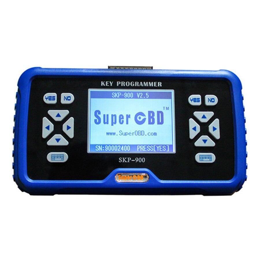 Keyecu SuperOBD SKP900 SKP 900 ручной OBD2 Auto Key Программист поддерживает практически все автомобили в мире,