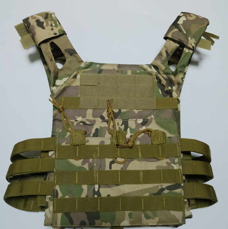 الرجال في تدريب الدفاع القتالية والعتاد التكتيكية cs الحقل صدرية إيفا رغوة سميكة سترة برمائية متعددة الوظائف خفيفة