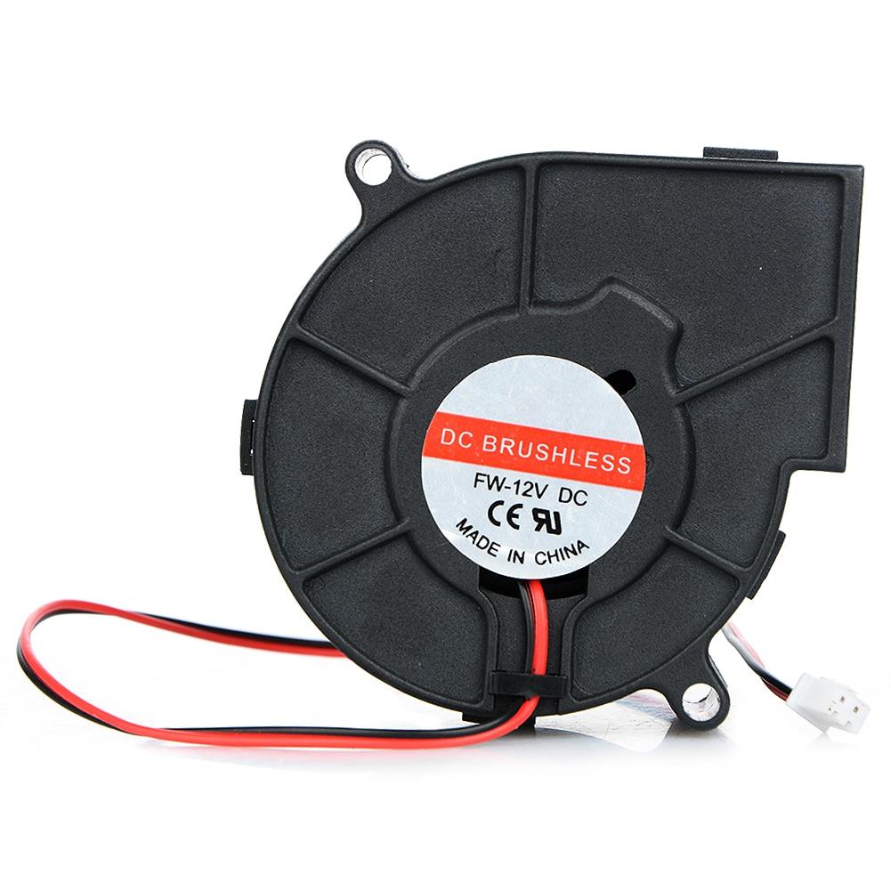 1pc 12v 50mm Soufflage Radial Ventilateur De Refroidissement Extrudeuse Pour Imprimante 3d Z17 Coolingfan Projecteur Ventilateur Centrifuge Ventilateur Livraison Directe Aliexpress